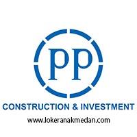 Lowongan BUMN PT PP (Persero) 2019