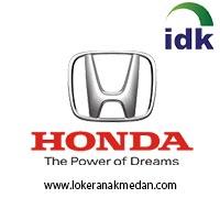 Lowongan Kerja Honda IDK Cemara Medan